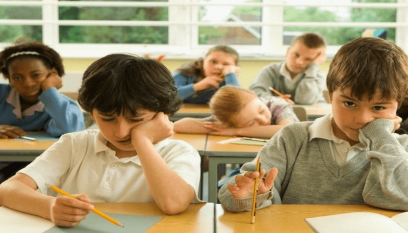Unmotivated and Reluctant Learners